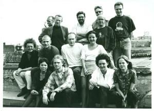"""""""Staben"""" i oktober 1995"""