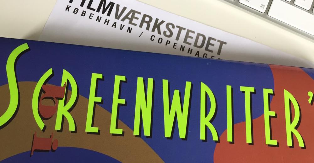 Masterclass om at skrive serier – Nikolaj Scherfig 19. april