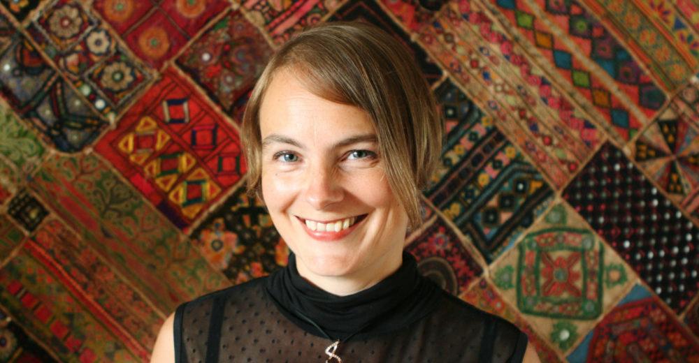 Suvi Andrea Helminen – ny filmkonsulent
