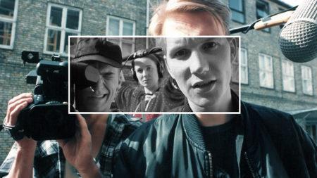 Den yderste frekvens - kortfilm med Nikolaj Coster Waldau og Lars Mikkelsen